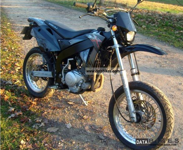 2008 Rieju  smx 125 Motorcycle Super Moto photo