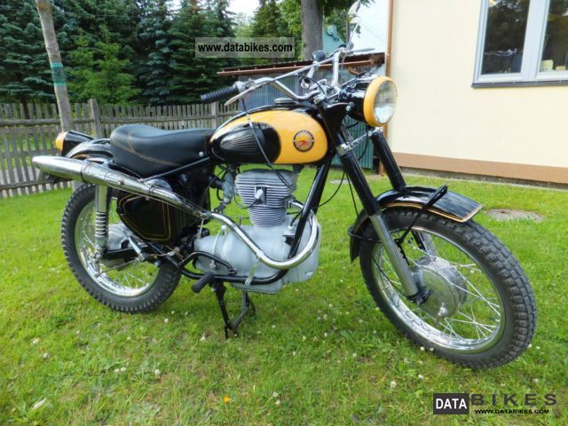 Simson  AWO GS 1956 Vintage, Classic and Old Bikes photo