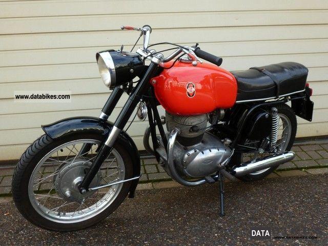 Gilera  300 B 1958 1958 Vintage, Classic and Old Bikes photo