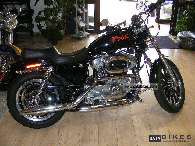 Harley Davidson  XLH 883 1999 Chopper/Cruiser photo