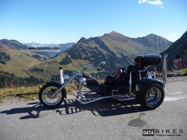 2010 Rewaco  FX 4 Motorcycle Trike photo