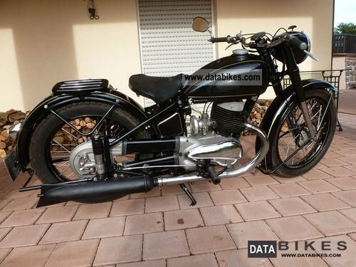 Triumph  bdg 250 1952 Vintage, Classic and Old Bikes photo