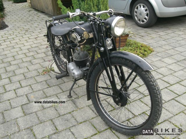 Husqvarna  24 1947 Vintage, Classic and Old Bikes photo