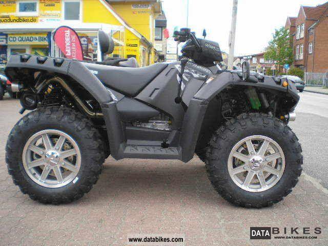 quad polaris 850 xps 2012