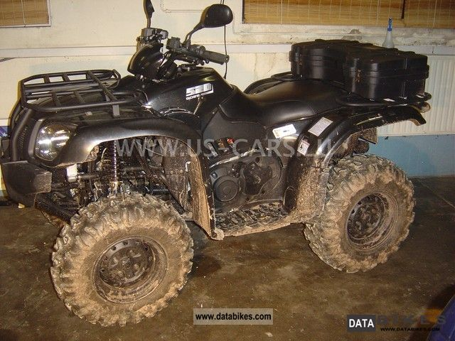 2012 GOES  CF500-4x4 differential lock-AHkupplung Motorcycle Quad photo