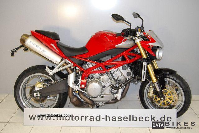 2007 Moto Morini  Corsaro Motorcycle Naked Bike photo