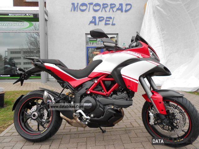 2012 Ducati  Multistrada 2013 Pikes Pike Europe Shipping Motorcycle Sports/Super Sports Bike photo