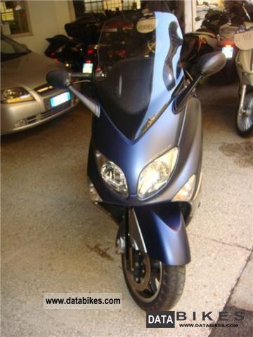 2007 Yamaha  NIGHT MAX Motorcycle Scooter photo
