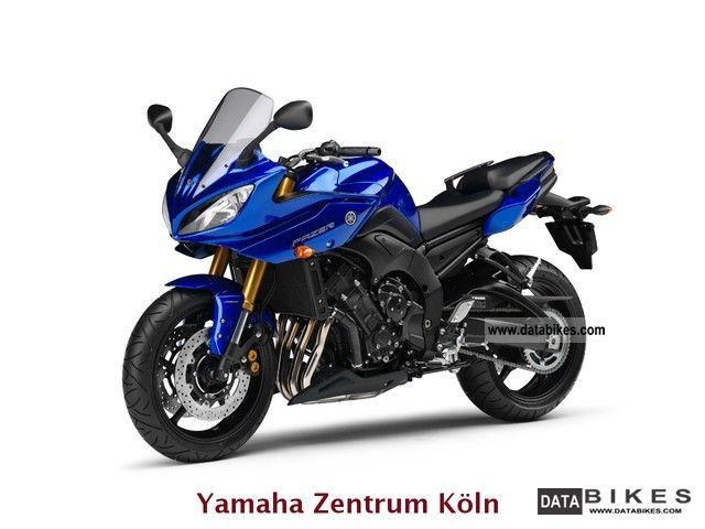 2012 Yamaha FZ8 Fazer ABS Offer - 43.7KB