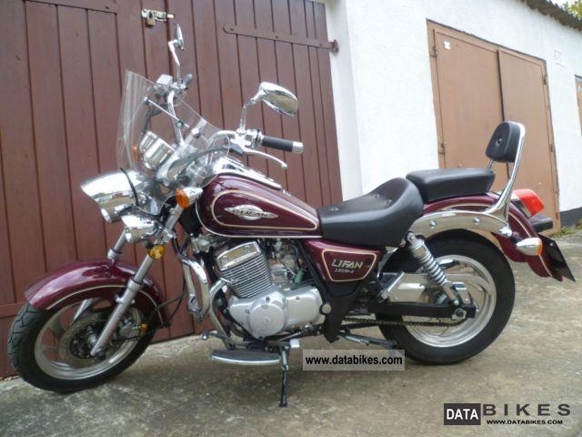 2008 Lifan  250-4 Motorcycle Chopper/Cruiser photo