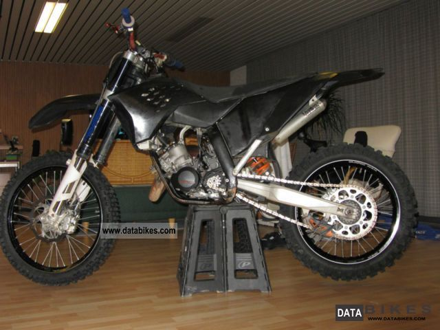 2008 KTM  sx Motorcycle Rally/Cross photo