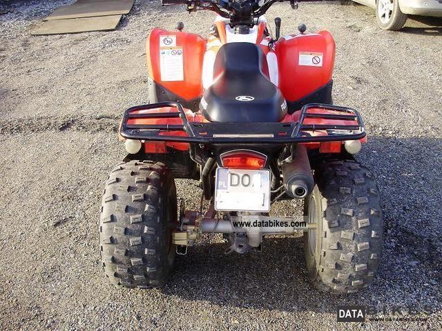 2008 Polaris Phoenix 200