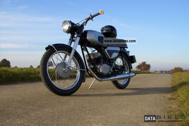 1969 DKW  RT 125TS Motorcycle Motorcycle photo