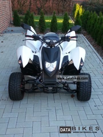 2012 Adly  320 Supermoto Motorcycle Quad photo