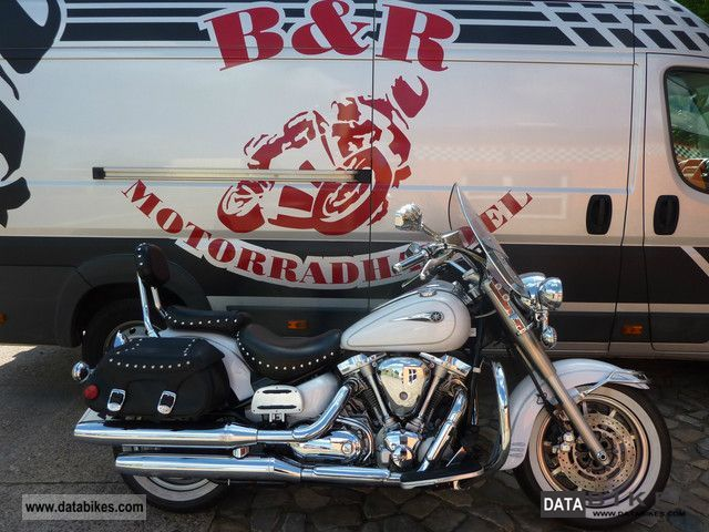 2006 Yamaha  XV 1700 Road Star Silverado how XV 1600 Wild Star Motorcycle Chopper/Cruiser photo