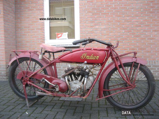 1922 Indian  SCOUT, IR: 1922, PRICE 15950 EURO Motorcycle Motorcycle photo