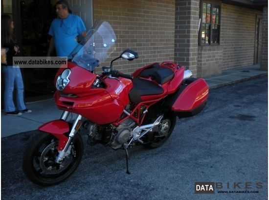 2007 Ducati  Multistrada Motorcycle Sport Touring Motorcycles photo