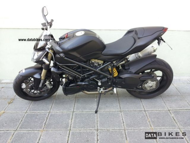 2012 Ducati  Street Fighter Motorcycle Streetfighter photo