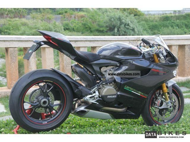 2012 Ducati  1198 s Carbonio Unica! Motorcycle Sports/Super Sports Bike photo