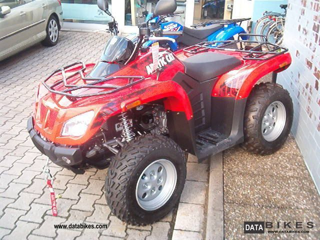 2012 Arctic Cat  AC400 2x4 - WINTER SPECIAL OFFER Motorcycle Quad photo
