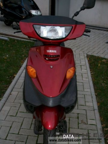 1999 MBK  Flame 125cc Motorcycle Scooter photo