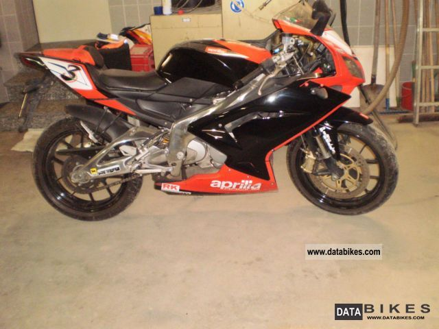 2009 Aprilia  rs repilika Motorcycle Lightweight Motorcycle/Motorbike photo