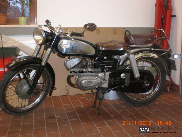Zundapp  Zündapp DB 250 1956 Vintage, Classic and Old Bikes photo