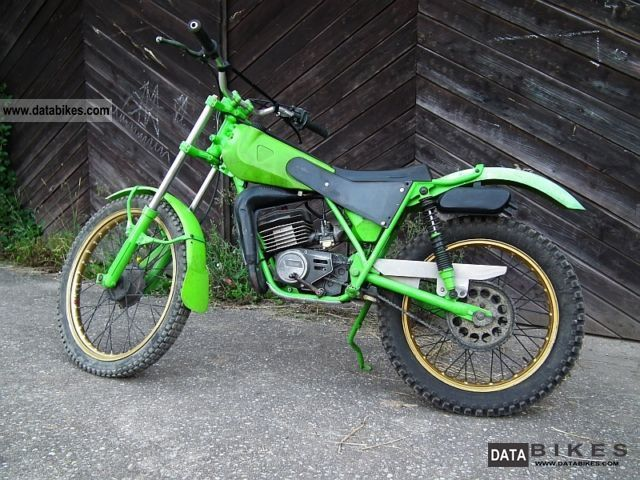1980 Italjet  IT 80 Motorcycle Other photo