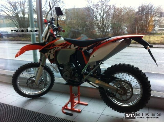 2011 KTM  EXC 350 F Excellent condition Motorcycle Other photo