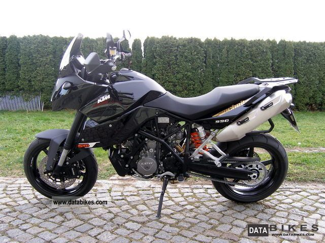 2012 KTM  990 Supermoto T with ABS Motorcycle Tourer photo