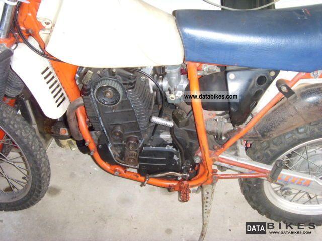 1983 Ktm Rotax 500 Gs K4