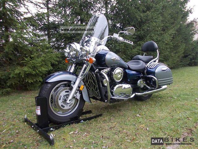 2008 Kawasaki  VULCAN NOMAD 1600 Motorcycle Chopper/Cruiser photo