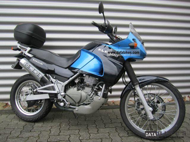 2003 Kawasaki  KLE 500 Motorcycle Enduro/Touring Enduro photo