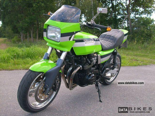 2012 Kawasaki Z 800, 2013