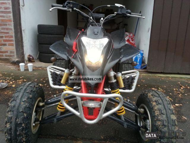 2011 Gasgas  450 HP Wild Motorcycle Quad photo