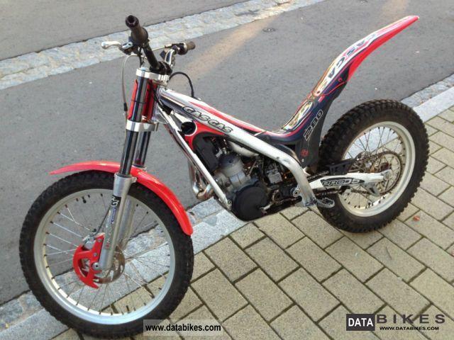 2005 Gasgas  TXT PRO 280 Motorcycle Motorcycle photo