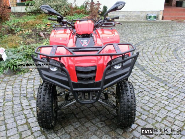 2009 Dinli  Masia A450 Motorcycle Quad photo