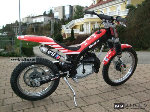 2002 Beta  Trial Motorcycle Other photo