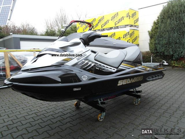 2011 Bombardier  BRP Sea-Doo RXT 215 Motorcycle Other photo