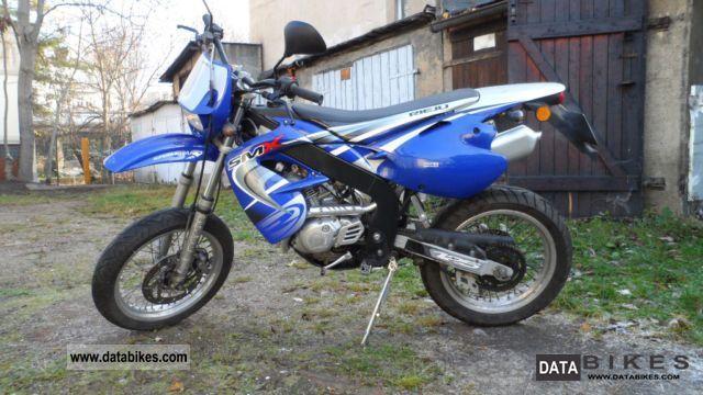 2005 Rieju 125 smx