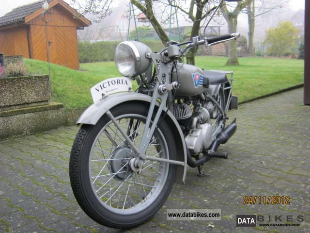 Other  Victoria KR 20 E ZBL 1935 Vintage, Classic and Old Bikes photo