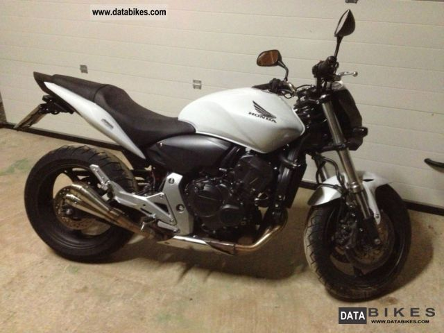 2012 honda hornet 600 with abs. Black Bedroom Furniture Sets. Home Design Ideas