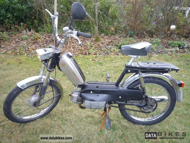 Kreidler  MF2 + papers! running! 1976 Vintage, Classic and Old Bikes photo
