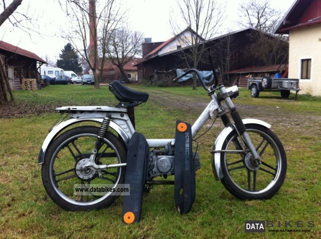 1980 Kreidler  Flory 22 Motorcycle Motor-assisted Bicycle/Small Moped photo