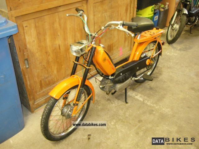 Kreidler  Mf4 1973 Vintage, Classic and Old Bikes photo