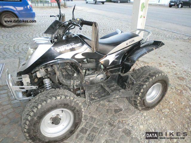 2005 Aeon  150 Quad ATV EXL Yukon Motorcycle Quad photo