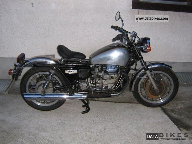 Moto Guzzi  V1000 1978 Tourer photo