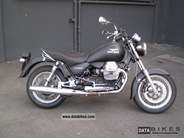 2012 Moto Guzzi  California Classic Black Eagle Motorcycle Chopper/Cruiser photo