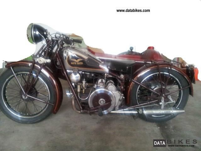 Moto Guzzi  Others sport 15 1934 Vintage, Classic and Old Bikes photo