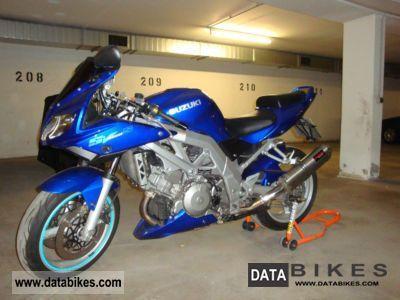 2002 Suzuki  SV1000S Motorcycle Motorcycle photo